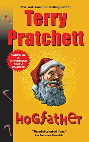 Magic Monday: Hogfather by Terry Pratchett