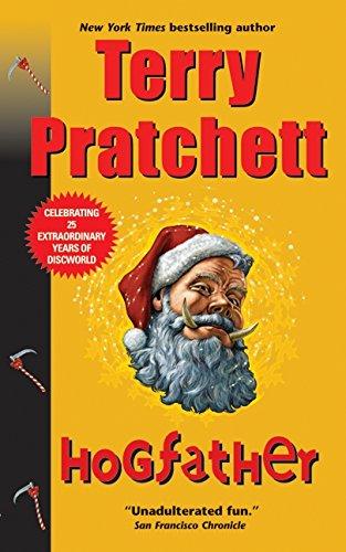 Magic Monday: Hogfather by Terry Pratchett