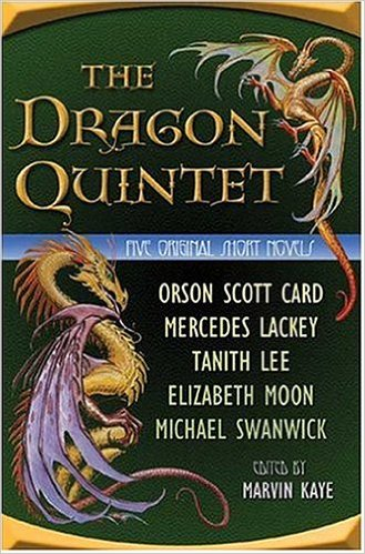Magic Monday: The Dragon Quintet: Five Original Short Novels