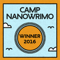 Ensign's Log, Entry 26: Camp NaNoWriMo Results!