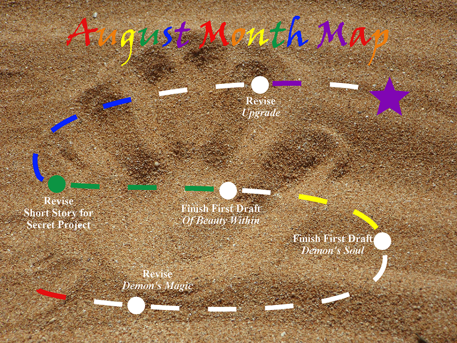 Ensign's Log, Entry 32: August Month Map Final Update
