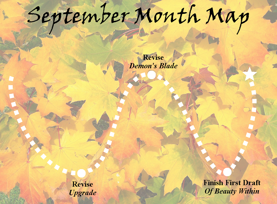 Ensign's Log, Entry 33: September Month Map