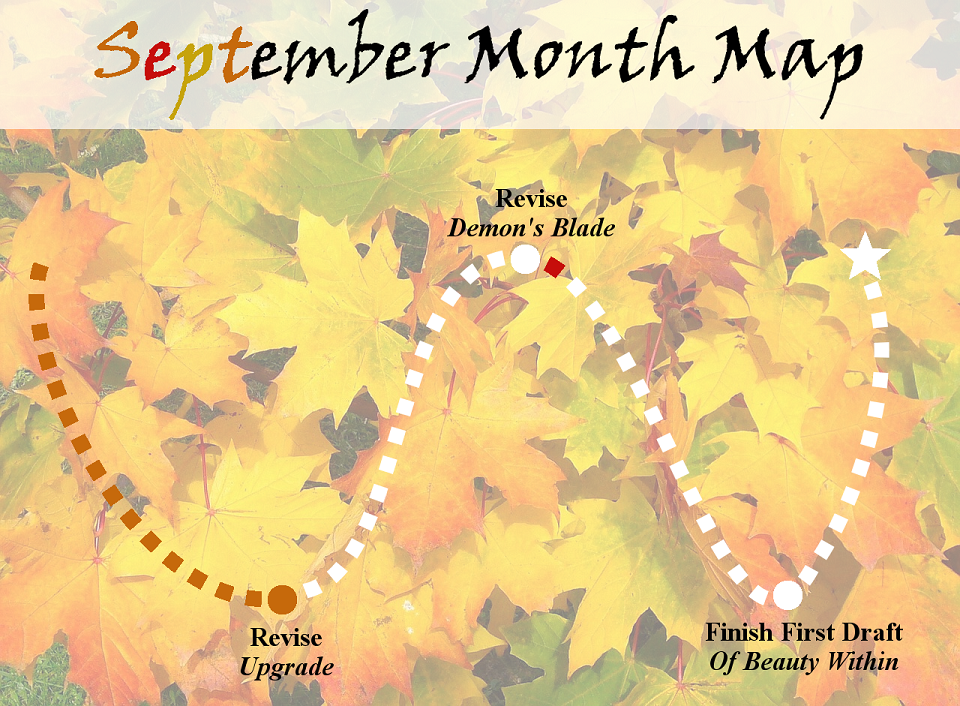 Ensign's Log, Entry 34: September Month Map–Week 1