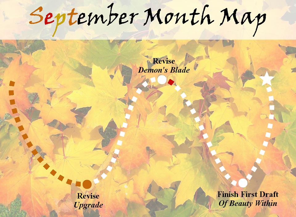 Ensign's Log, Entry 34: September Month Map–Week 1