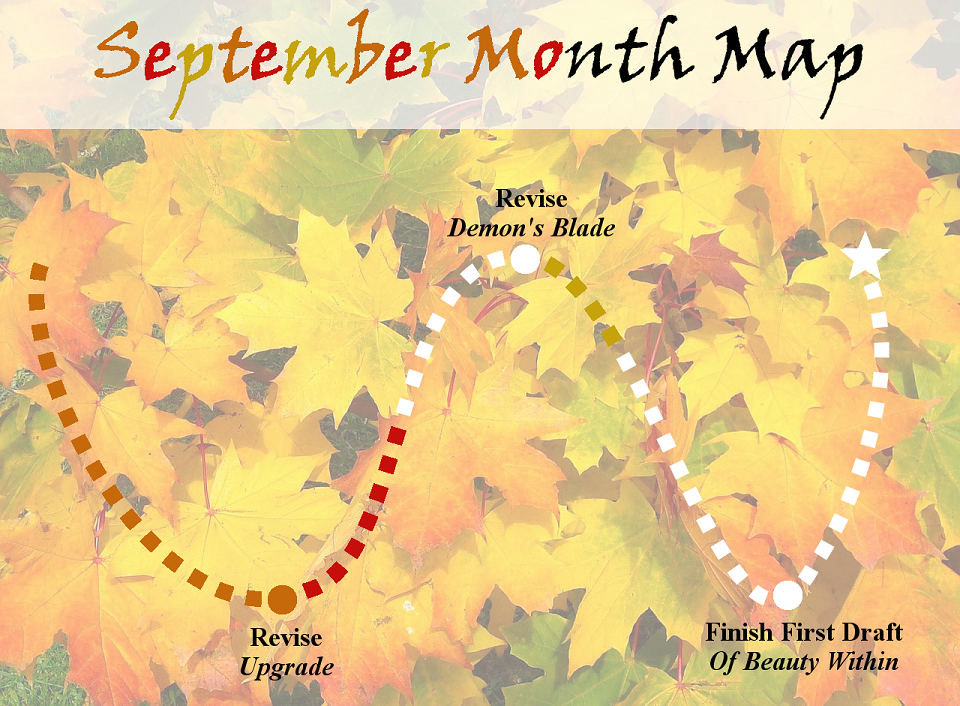 Ensign's Log, Entry 35: September Month Map–Week 2.5