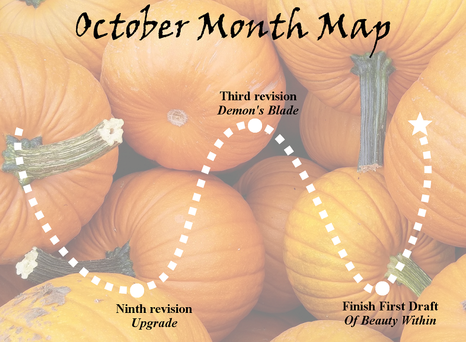 Ensign's Log, Entry 37: October Month Map
