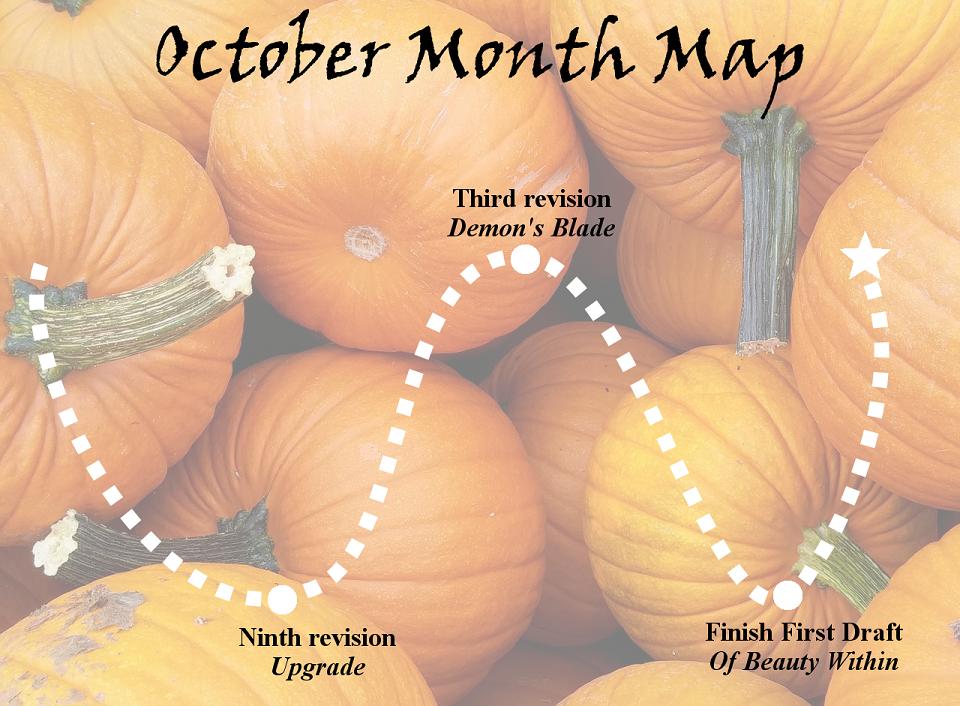 Ensign's Log, Entry 37: October Month Map