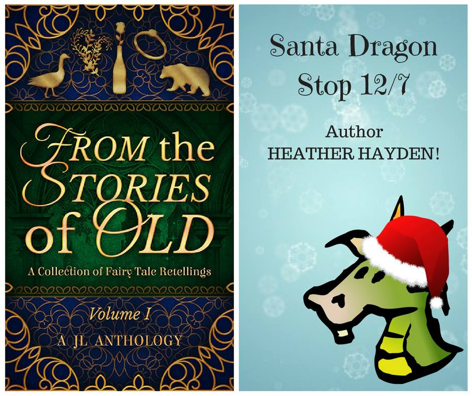 Santa Dragon Holiday Extravaganza: From the Stories of Old!