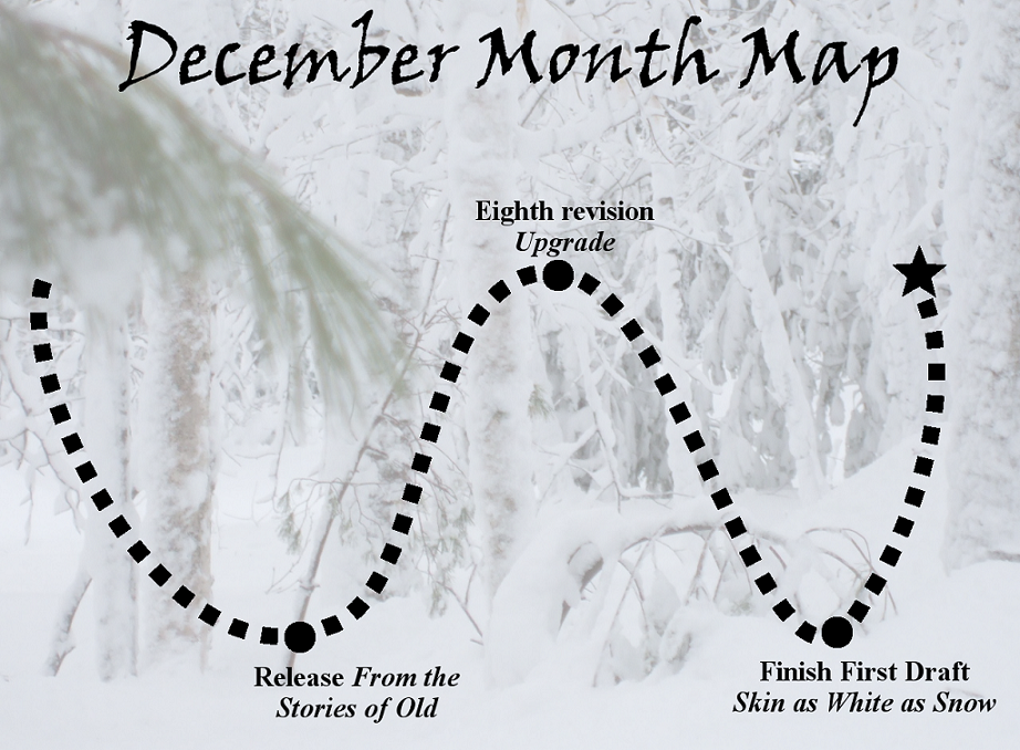 Ensign's Log, Entry 38: December Month Map