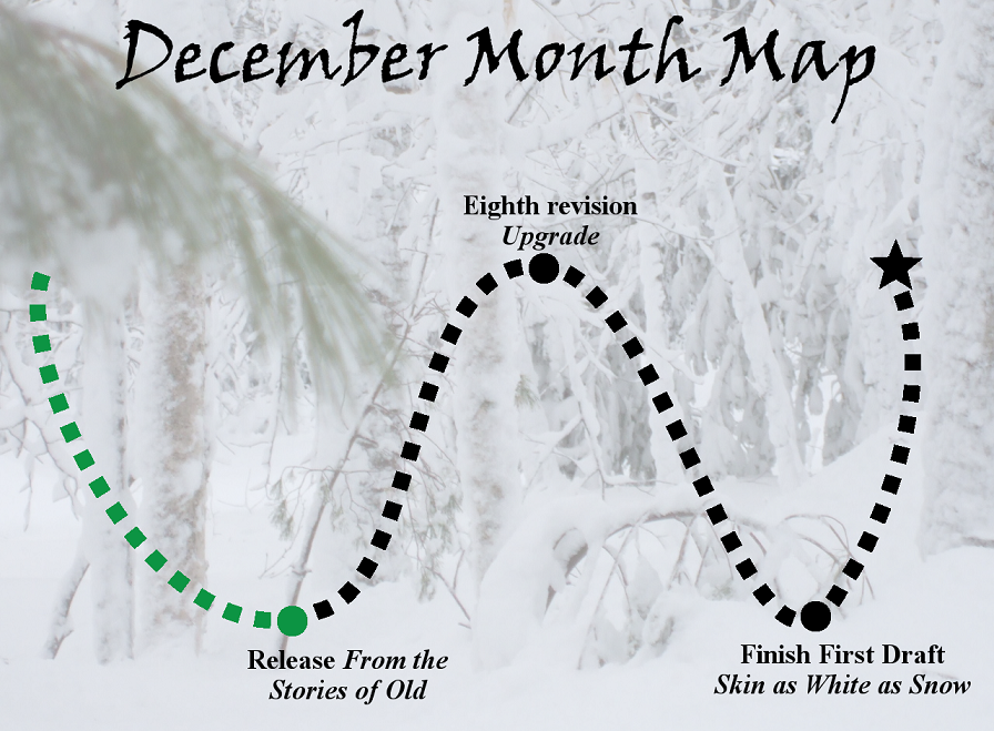 Ensign's Log, Entry 39: December Month Map, Week 1 Update