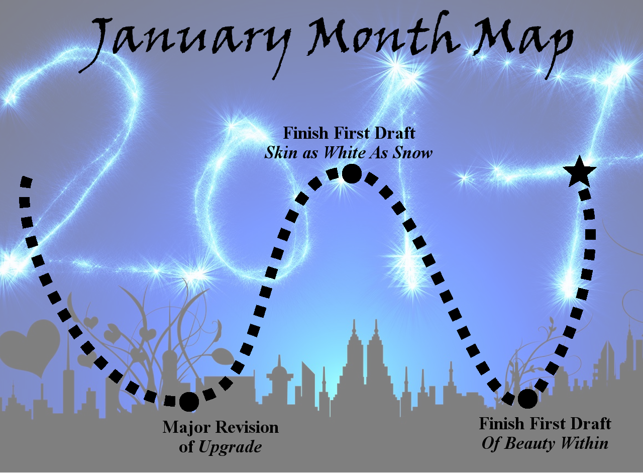 Ensign's Log, Entry 43: January Month Map