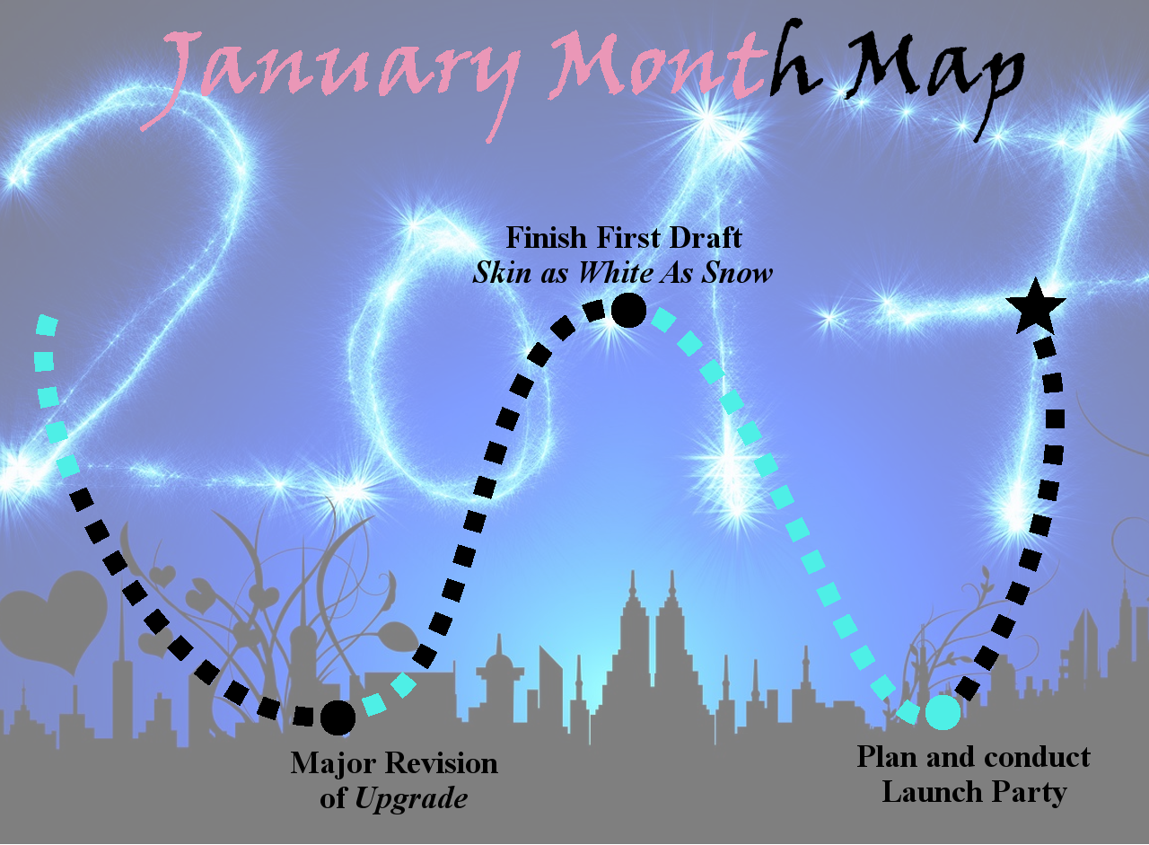 Ensign's Log, Entry 46: January Month Map, Week Three Update
