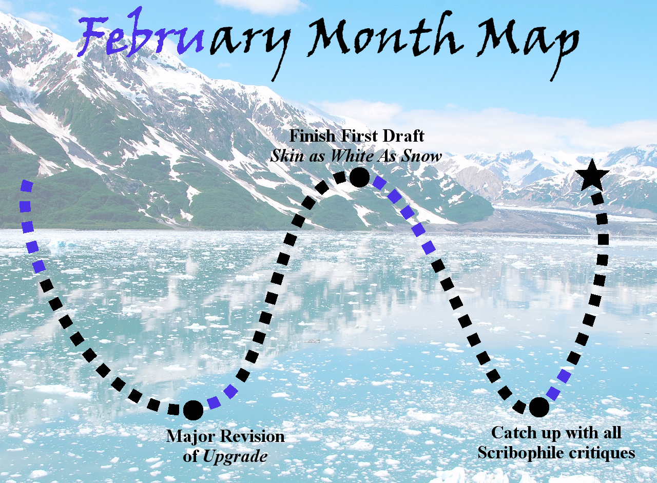 Ensign's Log, Entry 48: February Month Map Week 1 Update!