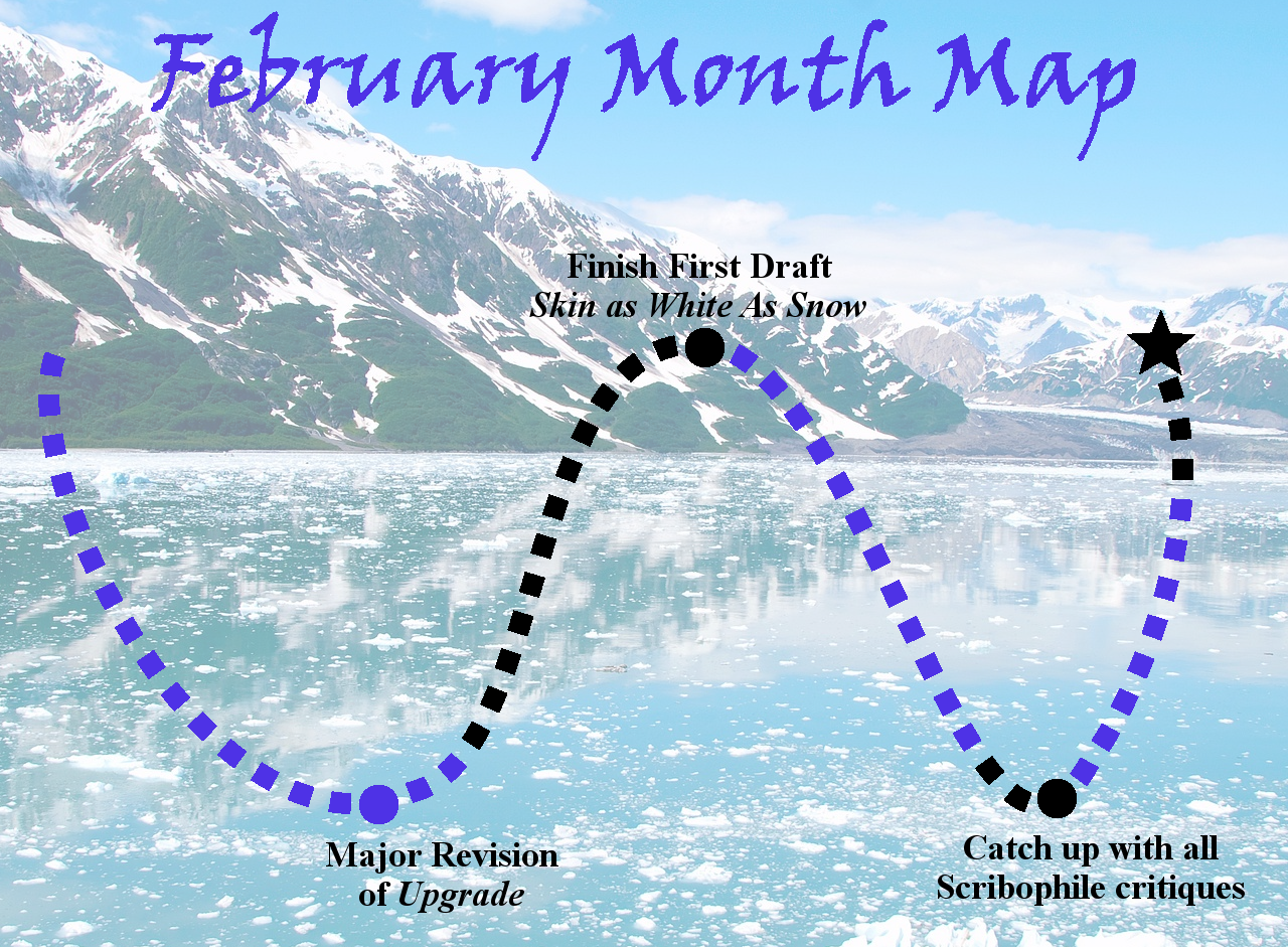 Ensign's Log, Entry 50: February Month Map – Final