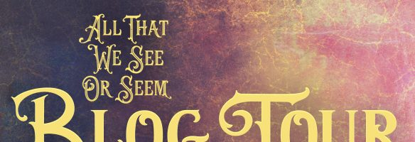 All That We See or Seem Blog Tour: Author Interview with Kristina Mahr