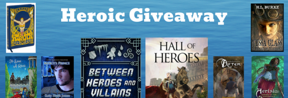 A Heroic Giveaway!
