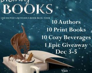 Brewing Books: Once Upon a Retelling
