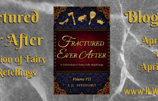 Fractured Ever After Blog Tour: Author Interview with Shannon Yukumi